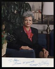 Hazel O'Leary Signed 8x10 Photo Autographed Secretary Of Energy Signature