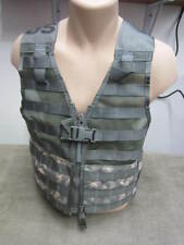 US Military ACU Fighting Load Carrier FLC Tactical Vest MOLLE II NEW