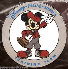 Disney Pin: WDW Cast - Disney-MGM Studios Training Team: Mickey (LE 300) & Pen
