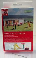 Busch 1163 Kit: terrain de jeu périphériques-set HO