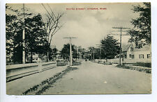 Hyannis MA Mass South Street view, homes, early