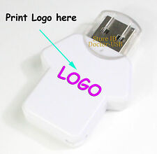 100PCS 256MB T-Shirt USB Drive Memory Flash Pendrive Stick + Customized Logo