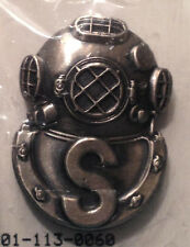 United States Army Salvage Diver Qualification Badge - 1997, double clutch back