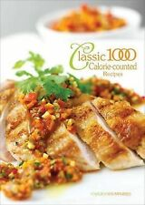 The Classic 1000 Calorie-counted Recipes, Carolyn Humphries, Excellent