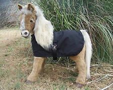 Butterscotch S'Mores BLACK Blanket Designed for FurReal Pony