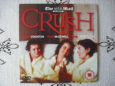 MAIL PROMO DVD FILM -CRUSH - 40`s SOMETHING WOMENS  DRAMA (0.99p UK POST FREE)