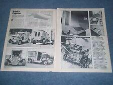 "1970's Custom C-Cab Show Truck Article ""Brink's Express"""