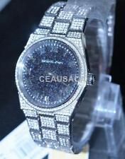$475 Michael Kors Channing Crystal Glitz Stainless Steel Watch MK6089 USA SELLER