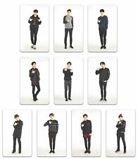EXO K M fancafe secret photocard set poster album Overdose luhan d.o xiumin kpop