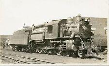 5H450 RPPC 1930/40s CNJ CRR NEW JERSEY CENTRAL RAILROAD LOCO #773