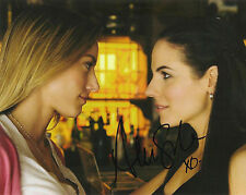 SEXY ANNA SILK SIGNED 8X10 PHOTO PROOF COA AUTOGRAPHED LOST GIRL BO
