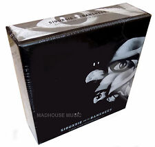 SIOUXSIE And The BANSHEES CD x 6 Classic Album Selection Volume One BOX Set