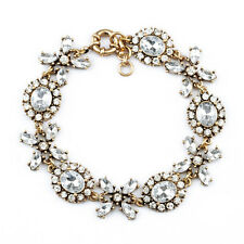 New Lady Jewelry Statement Bracelets Floral Wedding Wear Vintage XO Brand Design