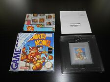 Donkey Kong Nintendo Game Boy Complete CIB GameBoy Foreign Import