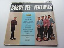 BOBBY VEE MEETS THE VENTURES  ORIGINAL UK 1963 LP