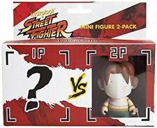 NEW Kidrobot Street Fighter Vega Mini Figure  2-Pack (NIP)