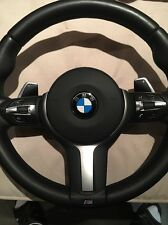 Bmw F30 F15 F25 F20 F31 F16 M Sport Steering Wheel With Airbag Paddle Shift