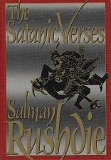 The Satanic Verses Rushdie, Salman Hardcover