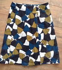 Hobbs U.K 10 beautiful corduroy cord skirt