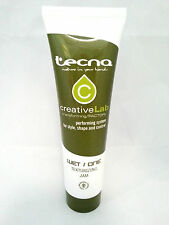 Tecna Wet/One Mousse for Curly & Frizzy Hair Women Men Hair Style Care 100ml