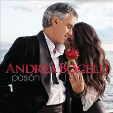 Andrea Bocelli - Pasion  (Audio CD - 01/29/2013)
