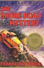 The Shore Road Mystery (Hardy Boys, Book 6)-ExLibrary