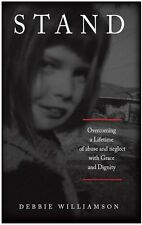 Stand by Debbie Williamson 2009 Sexual Abuse Inspirational SIGNED PB Book NEW