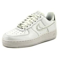 Nike Wms Air Force 1 '07 PRM Women US 6 White Basketball Shoe Seconds  11370