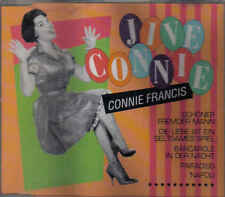 Connie Francis-Jive Connie cd maxi single