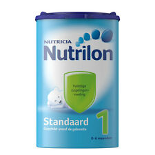 4X Nutrilon. 100% original DUTCH Baby Powder. From the Netherlands (850gram)
