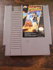 NINTENDO GAME NES: BACK TO THE FUTURE