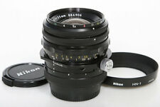 Nikon PC-Nikkor 35mm f2.8 Perspective Control Lens