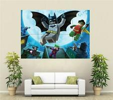 Lego Batman & Robin Huge Poster G165