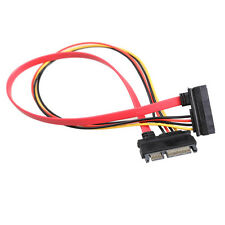 New 22 Pin Male to Female 7+15 pin SATA Data Power Combo Extension Cable 30CM