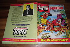 Lee falk -- fantasma de la ambulante espíritu // topix # 7 // los malditos 1976