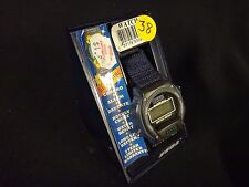 Sega Sports Digital Water Resistant Watch New #38