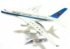 AIRBUS A380 CHINA SOUTHERN AIRLINE AEROPLANE METAL PLANE MODEL DIECAST GIFT TOY
