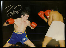 New Barry Mcguigan Boxing Signed 12x16 Photograaph : C