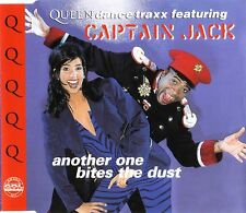 CAPTAIN JACK - Another one bites the dust CDM 3TR 1996 EURODANCE QUEEN RARE!