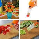 Fruit Vegetable Cake Carving Arrangements Model Party Kitchen Tools HS