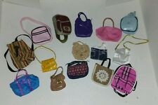 BARBIE Bratz or same size dolls  purses and bags