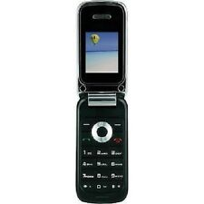 UNLOCKED NUU Mobile Mobile F1 Flip Cell Phone Black FREE SHIPPING