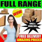 NEW 30 X LARGE Cardboard House Moving Boxes - Removal Packing box