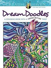 Creative Haven Dream Doodles: A Coloring Book(Adult Coloring)