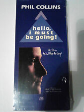 Phil Collins HELLO, I MUST BE GOING cd NEW LONGBOX Japan (NON-target) GENESIS