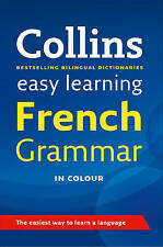 Easy Learning French Grammar by Collins Dictionaries (Paperback, 2011)