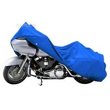 XXXL Large Blue Motorcycle Cover For Harley Electra Glide Ultra Limited FLHTK