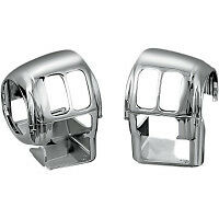 Kuryakyn Switch Housing Covers for Harley Davidson Touring Models (1996-2012)