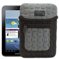 "Protection Padded Neoprene Tablet Sleeve Case for Monster M7 7"" Android Tablet"