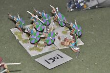 25mm late roman 8 infantry figures (10051)